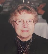 Dorothy Irene Schmidt  August 8 2019 avis de deces  NecroCanada