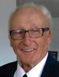 Victor John Robert Vic Smith  May 6 1931  August 12 2019 (age 88) avis de deces  NecroCanada