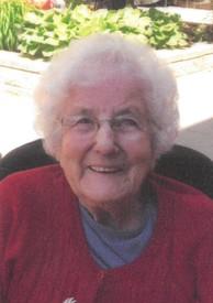 Georgina Calvert Bingham McLuskie  November 26 1920  August 14 2019 (age 98) avis de deces  NecroCanada