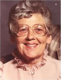Margaretta Peggy Elizabeth Gallant  19262019 avis de deces  NecroCanada