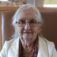 Marie Kushnir  January 6 1926  August 10 2019 avis de deces  NecroCanada