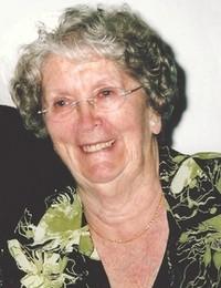 Mme Suzanne Gelinas avis de deces  NecroCanada