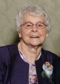 Irene Vanyo  July 13 1930 – Aug 12 2019 avis de deces  NecroCanada