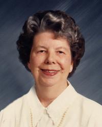 Joan E Hume  January 20 1932