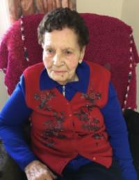 Doris Irene Teeter  April 8 1920  August 17 2019 avis de deces  NecroCanada