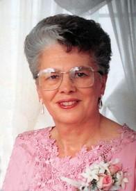 Gwen Little  November 1 1936  August 15 2019 avis de deces  NecroCanada