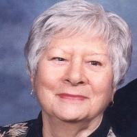 Moya Helen Mather of Simcoe Ontario  July 15 1925  August 19 2019 avis de deces  NecroCanada