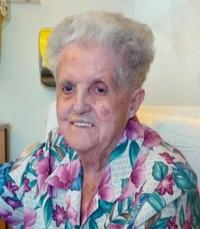 Betty Doris From Marston avis de deces  NecroCanada