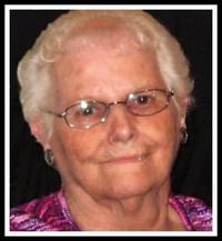 CREWE Gladys Mildred Clarke avis de deces  NecroCanada