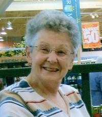 Elizabeth Betty Joyce Sollows avis de deces  NecroCanada
