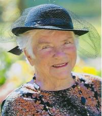 Elizabeth Betty May McDougall avis de deces  NecroCanada