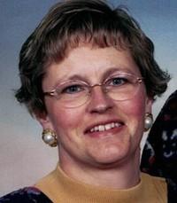 Joanne Laura Rugg Warnaar avis de deces  NecroCanada