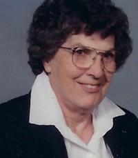 Dorothy Emma Grace Thornton Wallace avis de deces  NecroCanada