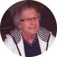 Eileen Adeline Morrison nee Fryklund avis de deces  NecroCanada