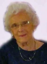 Thelma Grace Steeves avis de deces  NecroCanada