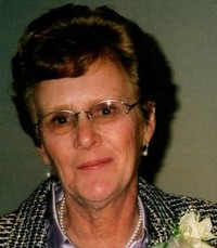 Doreen Mary Lewis avis de deces  NecroCanada