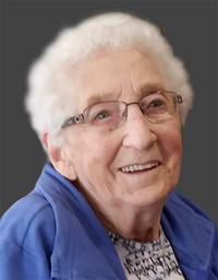 Elsie Hiebert Dueck avis de deces  NecroCanada