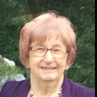Shirley Nancy Richmond avis de deces  NecroCanada