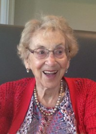 With sadness we announce the passing of Vera Emily Colvin aged 99 years dearly beloved wife of Carman Colvin on August 16 2019 at the Carman Memorial Hospital Carman MB avis de deces  NecroCanada