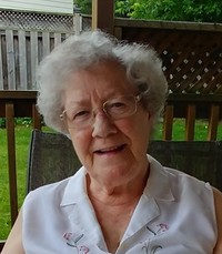 Betty Pritchard avis de deces  NecroCanada