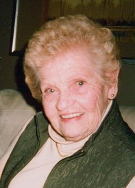 Joyce Beverly Pidsodny avis de deces  NecroCanada