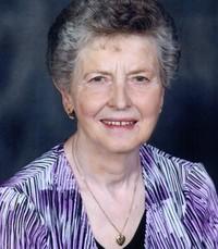 Norma Louise Gray Harris avis de deces  NecroCanada