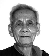 Wong Thet Quoon avis de deces  NecroCanada