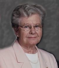 Agnes Peggy Martha Kirby Doherty avis de deces  NecroCanada