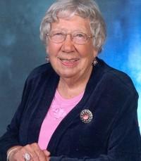 Bertha Jean Johnston avis de deces  NecroCanada