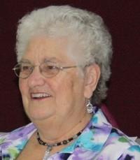 Irene Mary Manthorne avis de deces  NecroCanada