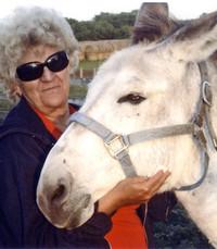 Margarete Dalgleish Benedyzcak avis de deces  NecroCanada