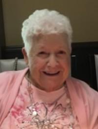 Donna Blonde avis de deces  NecroCanada