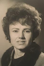 Jeanne Frank nee Genia Jean Burzec avis de deces  NecroCanada