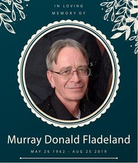 Murray Donald Fladeland avis de deces  NecroCanada