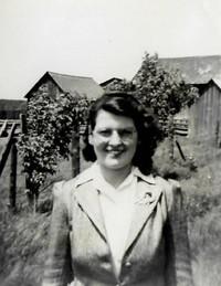 Pearl Elizabeth Sample Acres avis de deces  NecroCanada