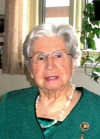 Albertine Gagne nee Fournier avis de deces  NecroCanada