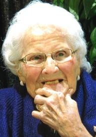Joyce Edith Thompson avis de deces  NecroCanada