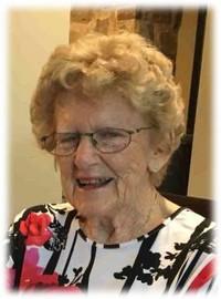 Mary Evelyn Friesen nee Townshend avis de deces  NecroCanada