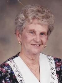 Elizabeth Betty Frances Carter avis de deces  NecroCanada