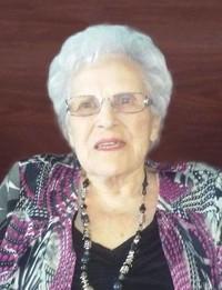 Mme Jeannette Demers Aubin 1924-2019 avis de deces  NecroCanada
