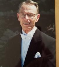 Robert Norman McLeod avis de deces  NecroCanada