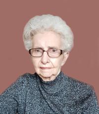 Susie Marguerite Rita Arbogast Nichol avis de deces  NecroCanada