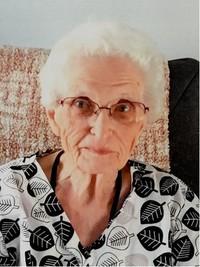 Blanche Leona Fleming avis de deces  NecroCanada