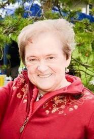 Virginia Jean Gladys Stedel avis de deces  NecroCanada