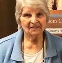 Dorothy Ruttan avis de deces  NecroCanada