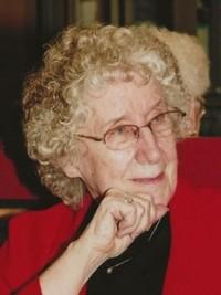 Mildred Geneva Morgan avis de deces  NecroCanada