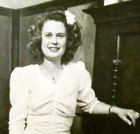 Betty Irene Clarke avis de deces  NecroCanada
