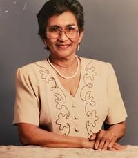 Rajmatie Boodhoo avis de deces  NecroCanada