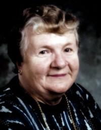 Sally  Shults avis de deces  NecroCanada