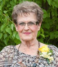 Jeanette Marion Semchuk Martin avis de deces  NecroCanada